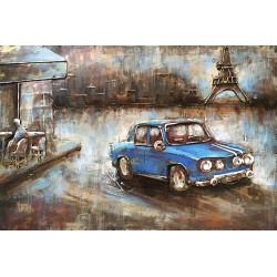 Gordini bleue 40x60