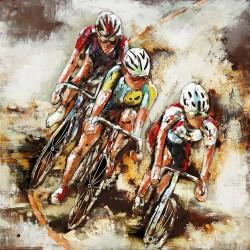 Course cycliste 60x60