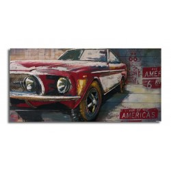 American Mustang 80x120