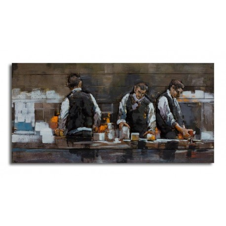 The french bar 60x120