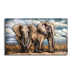 Out of Africa 120x200