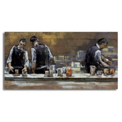 At the bar 60x120