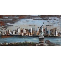 Liberty Island 30x90