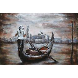 Gondole à Venise 80x120