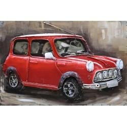 Mini rouge 40x60