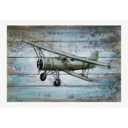 Avion 487 40x60