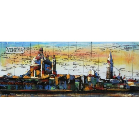 Venise en technicolor