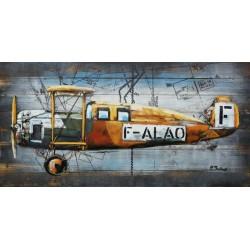 Aloa airplane 60x120