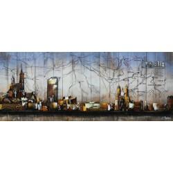 Marseille 13 design 60x150 FOND BOIS