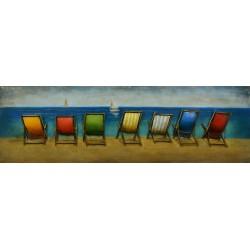 Les chaises longues 30x90