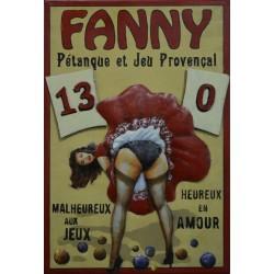 Fanny 40x60