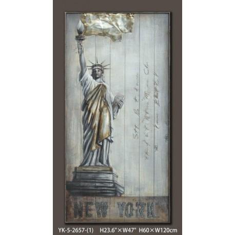 Statue de la liberté 60x120
