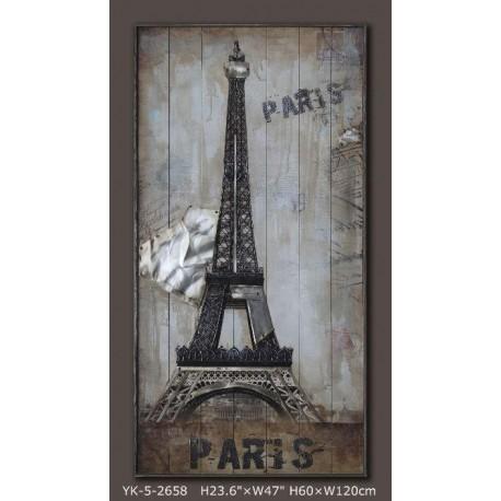 La Tour Eiffel 30x90