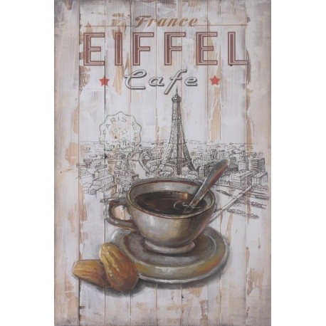 Eiffel café FOND BOIS