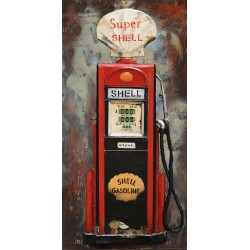 Gas pump 1 60x120