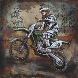 Moto cross 60x60