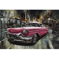 Havana car 60X80