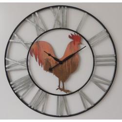 Déco murale 1588 Horloge