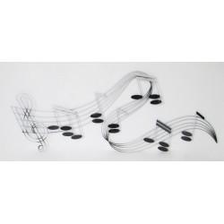 Déco murale 4086 Partition musicale