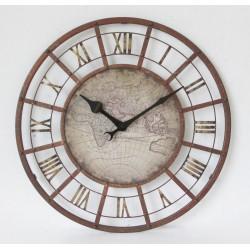 Déco murale 1227 Horloge classique