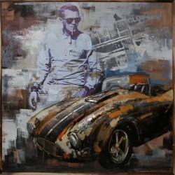 Steeve McQueen 80x80