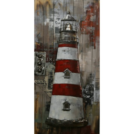 Le phare de Molène 60x120
