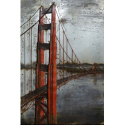 Golden Gate Bridge 80x120