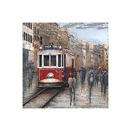Tramway à Lisbonne 80x80